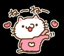 Little cat/daily conversation Ver. sticker #10638664