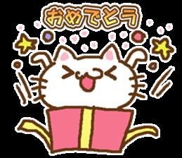 Little cat/daily conversation Ver. sticker #10638666