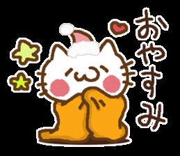 Little cat/daily conversation Ver. sticker #10638669