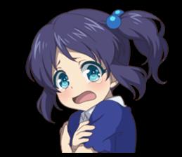 TV anime Nagi no Asukara by Infinite sticker #10641917
