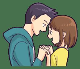 Pure Love sticker #10648767