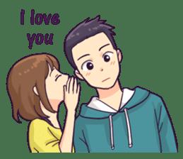 Pure Love sticker #10648769