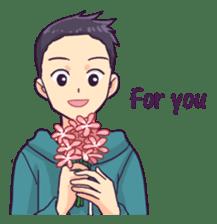 Pure Love sticker #10648780