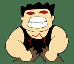 Gym Guy / Muscle Man sticker #10649199