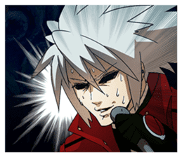 BLAZBLUE RADIO 4 sticker #10661883