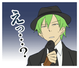 BLAZBLUE RADIO 4 sticker #10661889