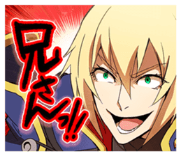 BLAZBLUE RADIO 4 sticker #10661891
