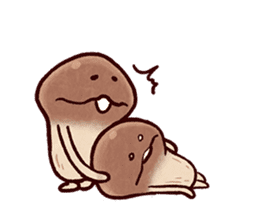 My neighbor NAMEKO. sticker #10665698
