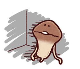 My neighbor NAMEKO. sticker #10665723