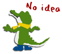 See you later alligator sticker #10677968