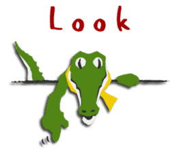 See you later alligator sticker #10677971