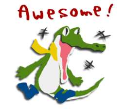 See you later alligator sticker #10677973