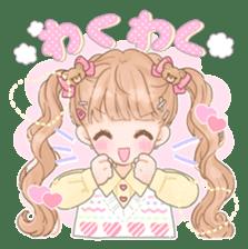 Happy Fancy Girls! sticker #10679043