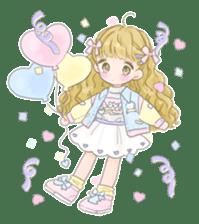 Happy Fancy Girls! sticker #10679061