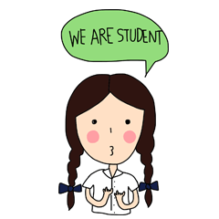 We are STUDENT