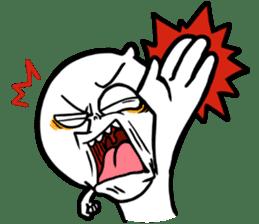Let's crazy ! Mochi man PUCHU !!(4) sticker #10683598