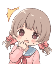 Usagikei kanojo sticker 2nd sticker #10696385