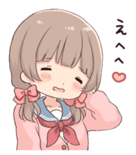 Usagikei kanojo sticker 2nd sticker #10696386