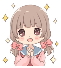 Usagikei kanojo sticker 2nd sticker #10696388