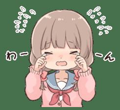 Usagikei kanojo sticker 2nd sticker #10696389