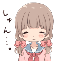 Usagikei kanojo sticker 2nd sticker #10696390