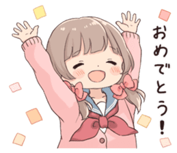 Usagikei kanojo sticker 2nd sticker #10696392