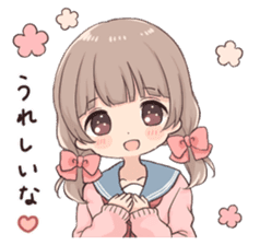 Usagikei kanojo sticker 2nd sticker #10696393