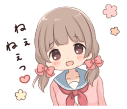 Usagikei kanojo sticker 2nd sticker #10696397