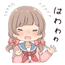 Usagikei kanojo sticker 2nd sticker #10696398