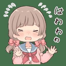 Usagikei kanojo sticker 2nd sticker #10696398