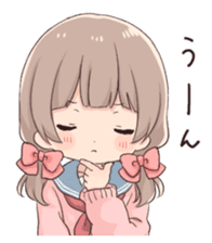 Usagikei kanojo sticker 2nd sticker #10696399