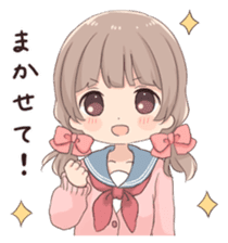Usagikei kanojo sticker 2nd sticker #10696402