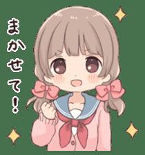 Usagikei kanojo sticker 2nd sticker #10696402