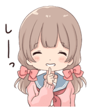 Usagikei kanojo sticker 2nd sticker #10696405