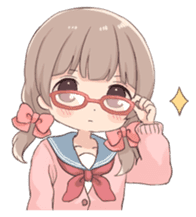 Usagikei kanojo sticker 2nd sticker #10696406