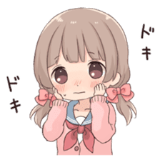 Usagikei kanojo sticker 2nd sticker #10696407