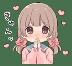 Usagikei kanojo sticker 2nd sticker #10696410