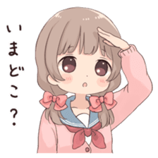 Usagikei kanojo sticker 2nd sticker #10696417