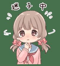 Usagikei kanojo sticker 2nd sticker #10696418