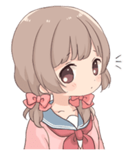 Usagikei kanojo sticker 2nd sticker #10696421