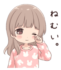 Usagikei kanojo sticker 2nd sticker #10696422