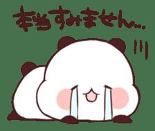 Keigo Panda sticker #10699761