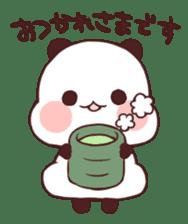 Keigo Panda sticker #10699768