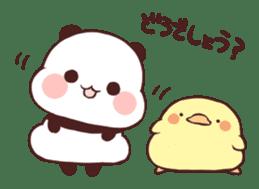 Keigo Panda sticker #10699778