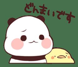 Keigo Panda sticker #10699779