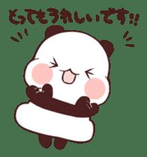 Keigo Panda sticker #10699784