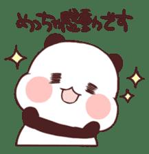 Keigo Panda sticker #10699785