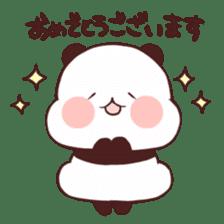Keigo Panda sticker #10699787