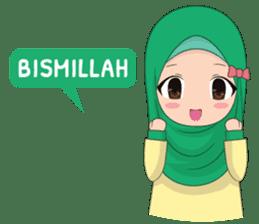 Dunia Jilbab sticker #10700756
