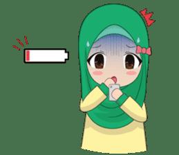 Dunia Jilbab sticker #10700762